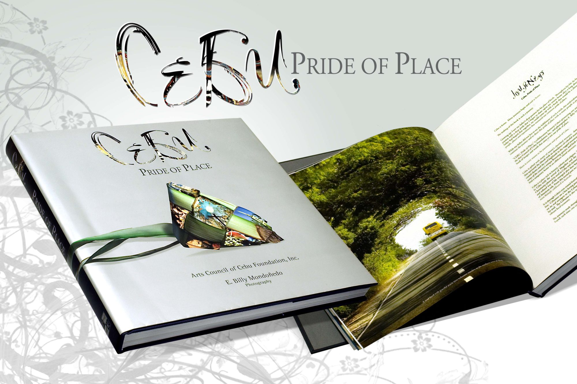 Great coffee table book design