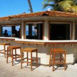 Outdoor bar designs for home