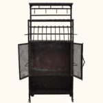 Pantry rack systems