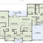 Traditional 4 bedroom house plans