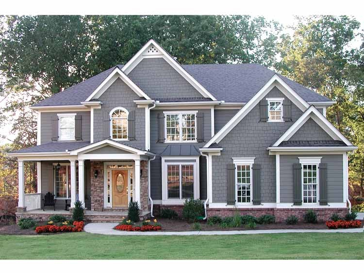 Traditional 5 bedroom house plans