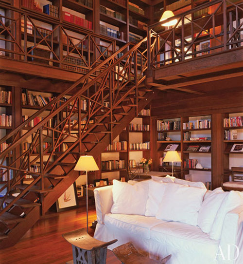 Beautiful Private Library photo - 3