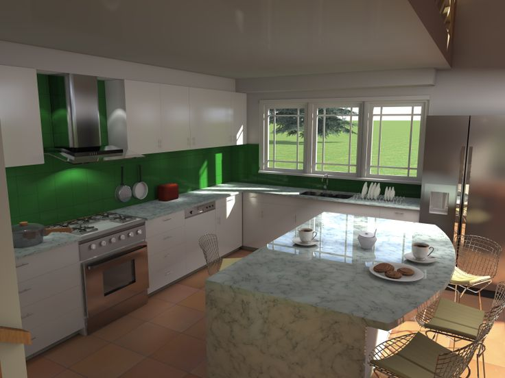 Countryside Kitchen Concept photo - 2