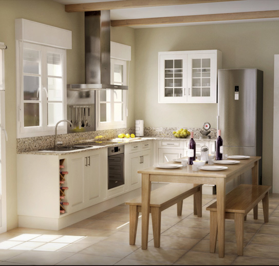 Countryside Kitchen Concept photo - 6