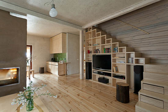Eco House Interior photo - 10