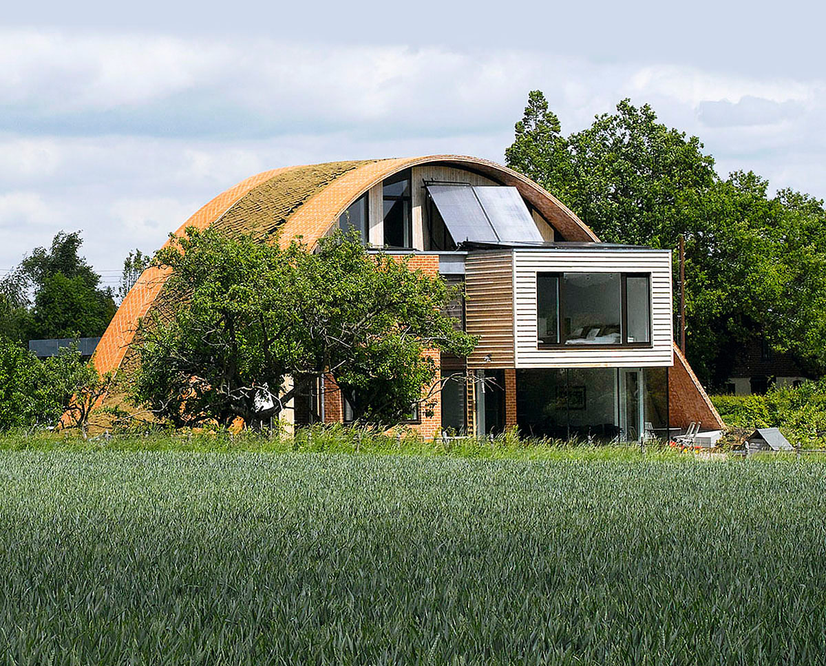 Eco HouseKent Grand Designs photo - 6