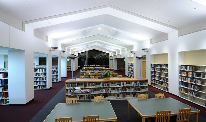 Private Library Los Angeles photo - 10