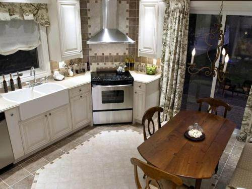 candice olson french country kitchen photo - 2