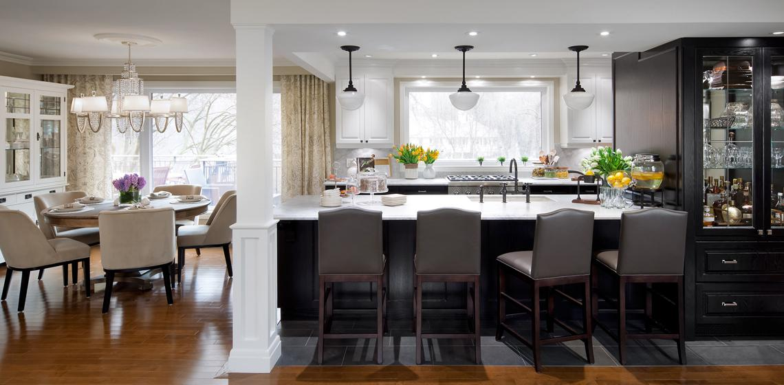 candice olson french country kitchen photo - 5
