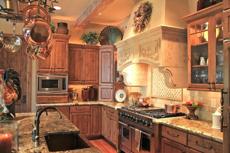 candice olson french country kitchen photo - 6