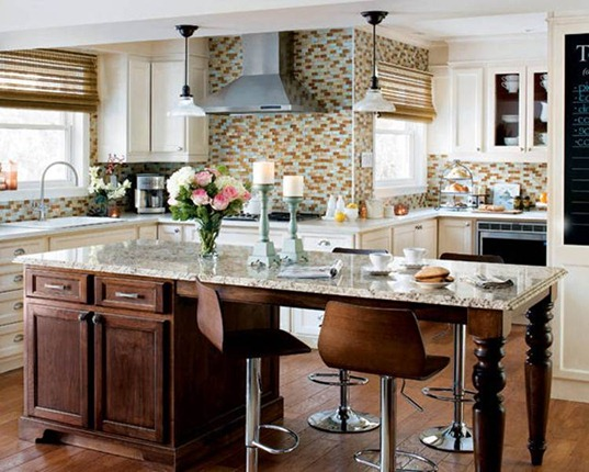 candice olson french country kitchen photo - 7
