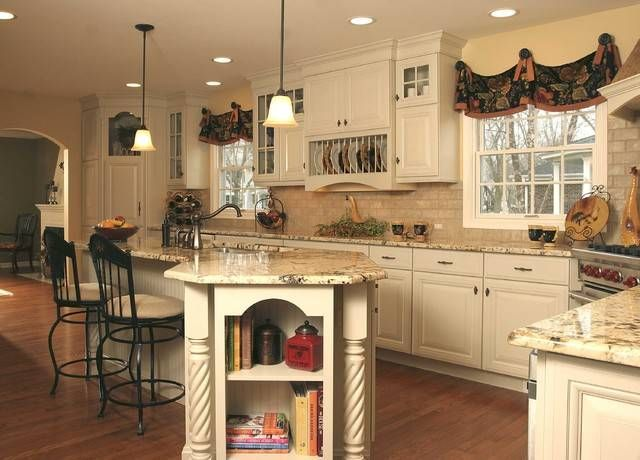 candice olson french country kitchen photo - 9