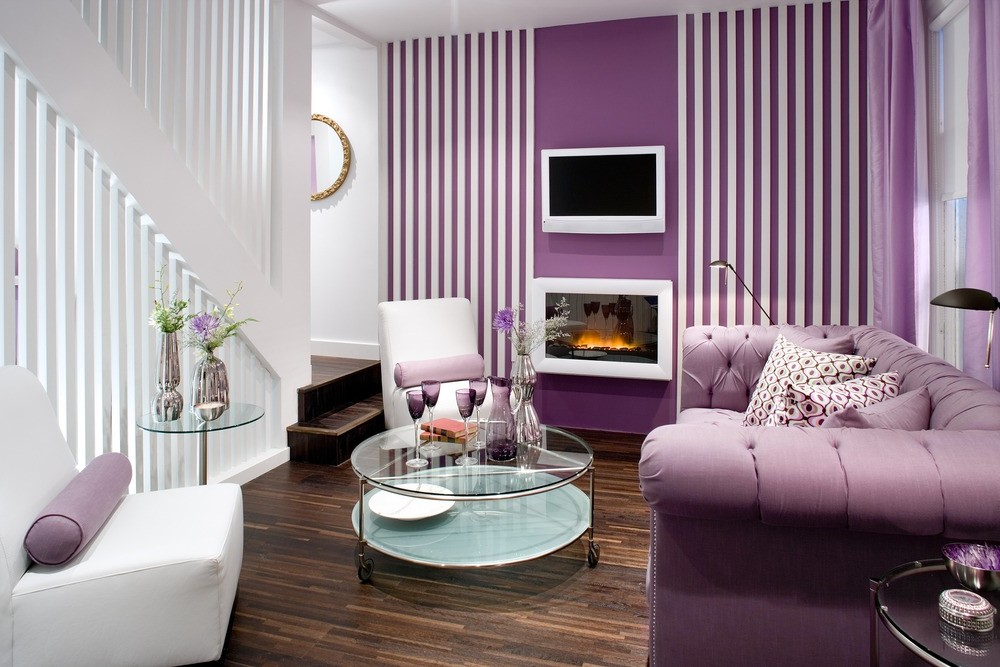 colin and justin living room designs photo - 7