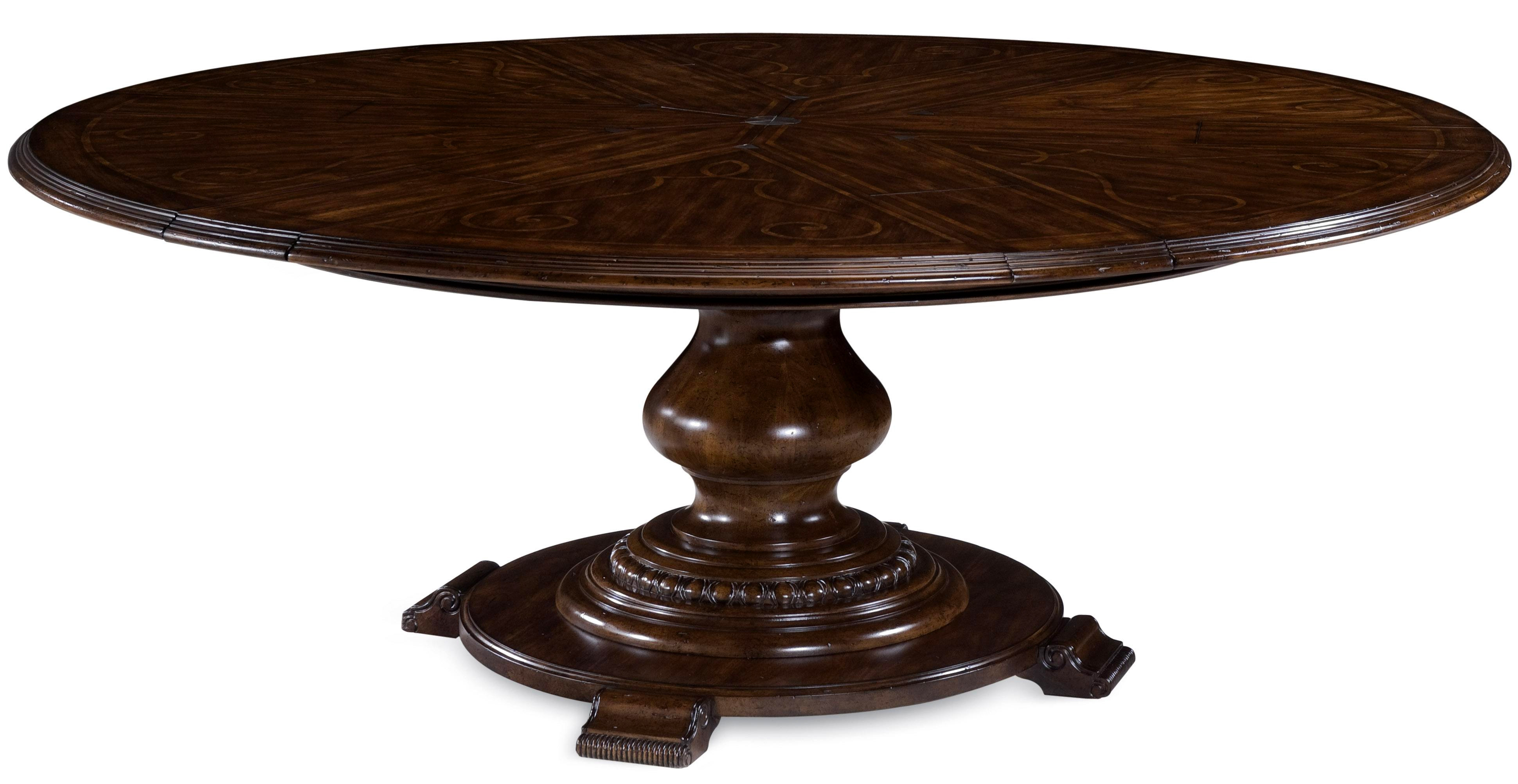 dining tables round photo - 10