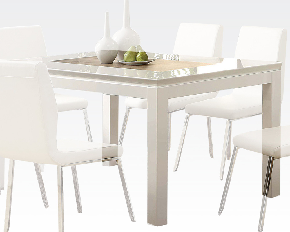 dining tables white photo - 6