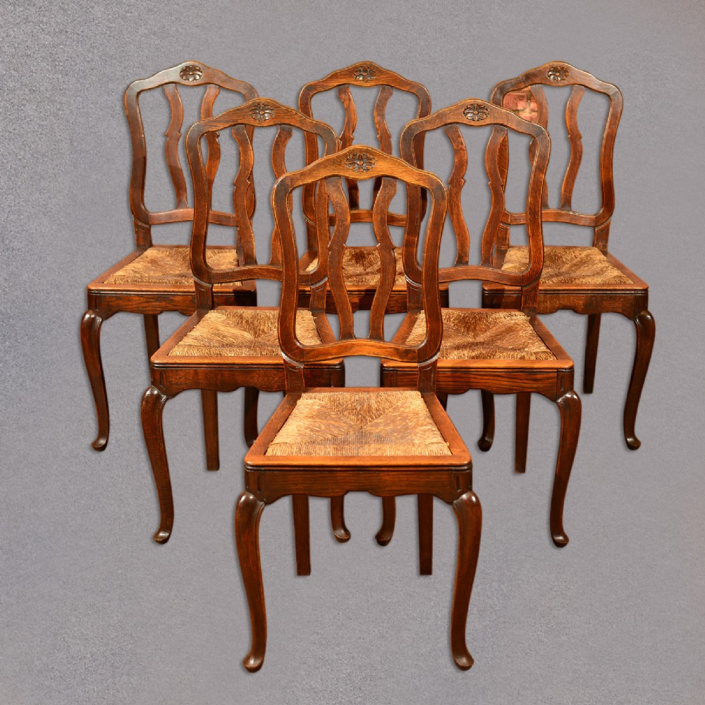 french country kitchen chairs photo - 8