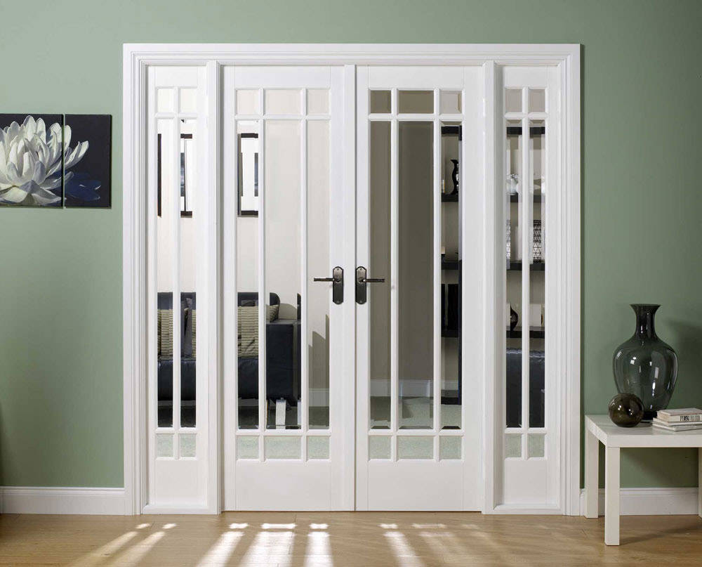 french doors interior 18 inches photo - 10