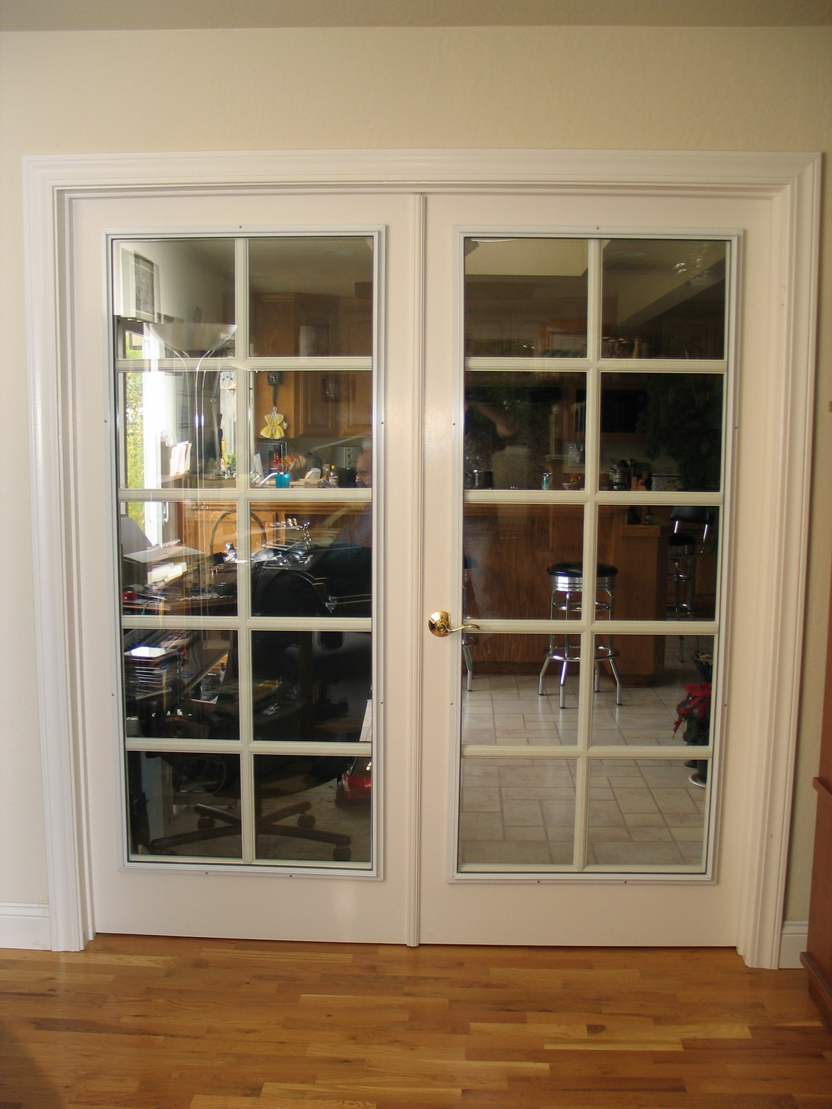 french doors interior 18 inches photo - 5