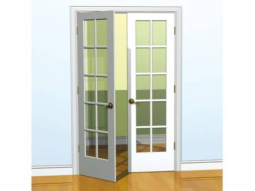 french doors interior 18 inches photo - 7