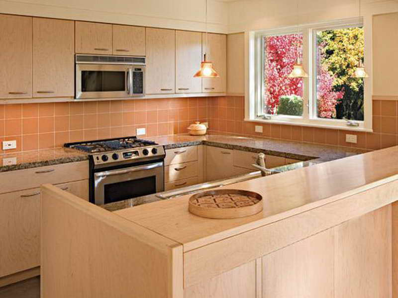 kitchen cabinets ideas for small kitchen photo - 10