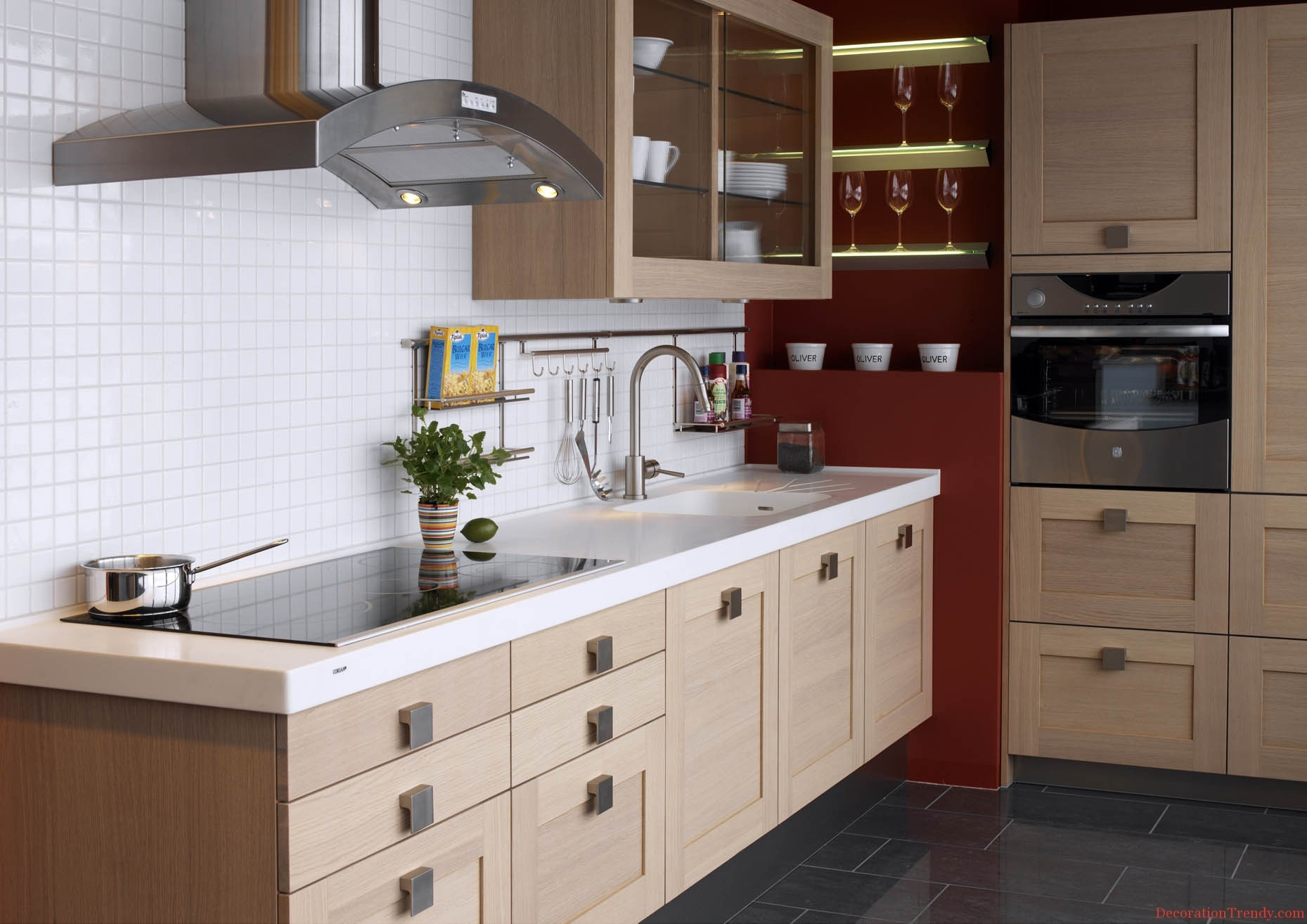 kitchen cabinets ideas for small kitchen photo - 5