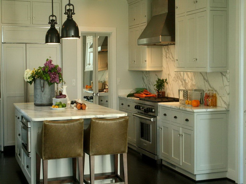 kitchen cabinets ideas for small kitchen photo - 7