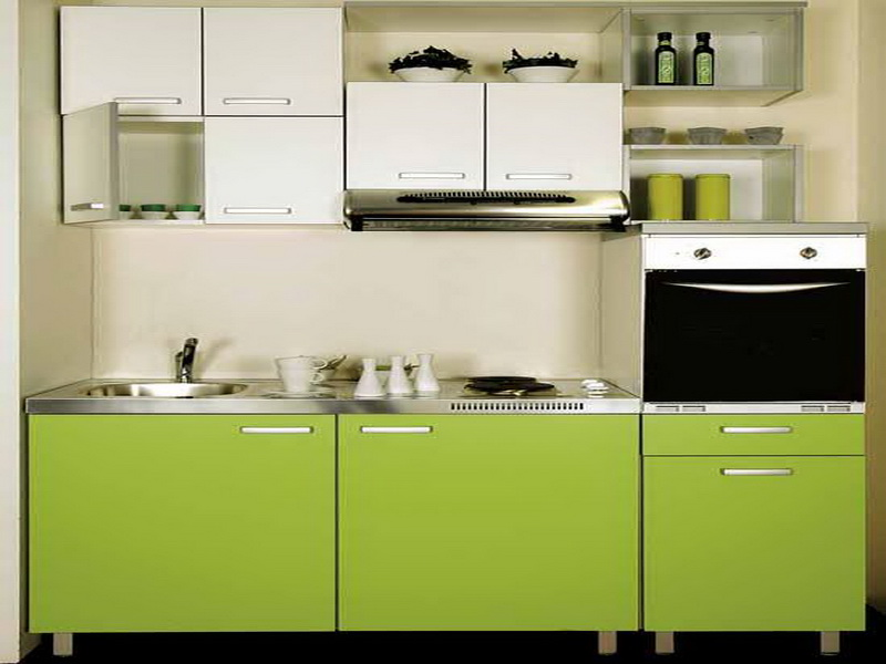 kitchen cabinets ideas for small kitchen photo - 8