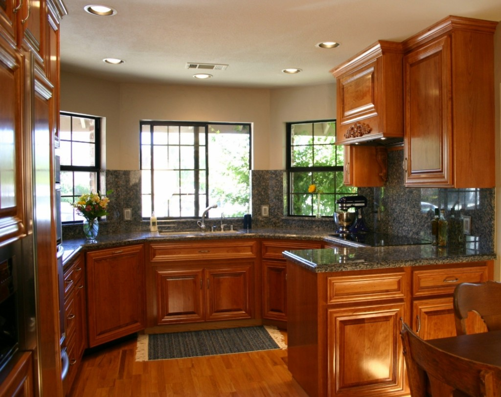 kitchen cabinets ideas for small kitchen photo - 9