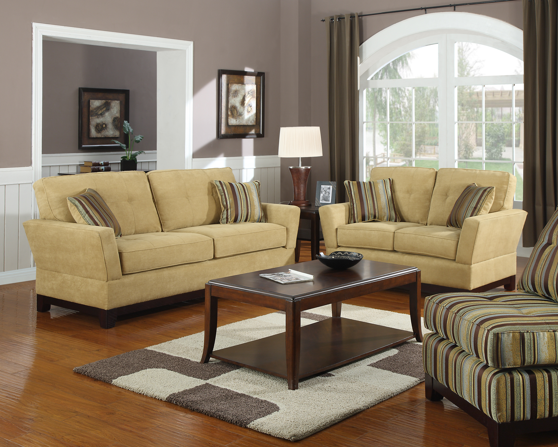 living room designs and decorating photo - 9