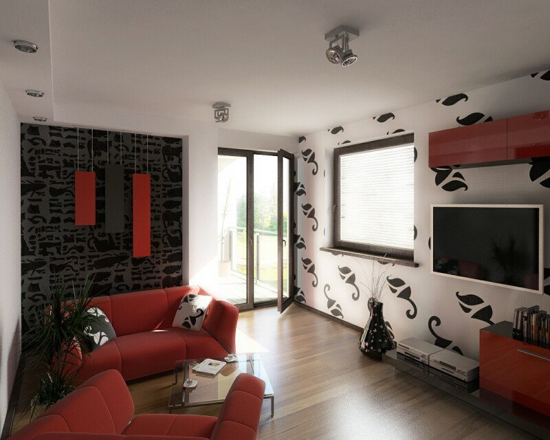 living room designs for small rooms photo - 5