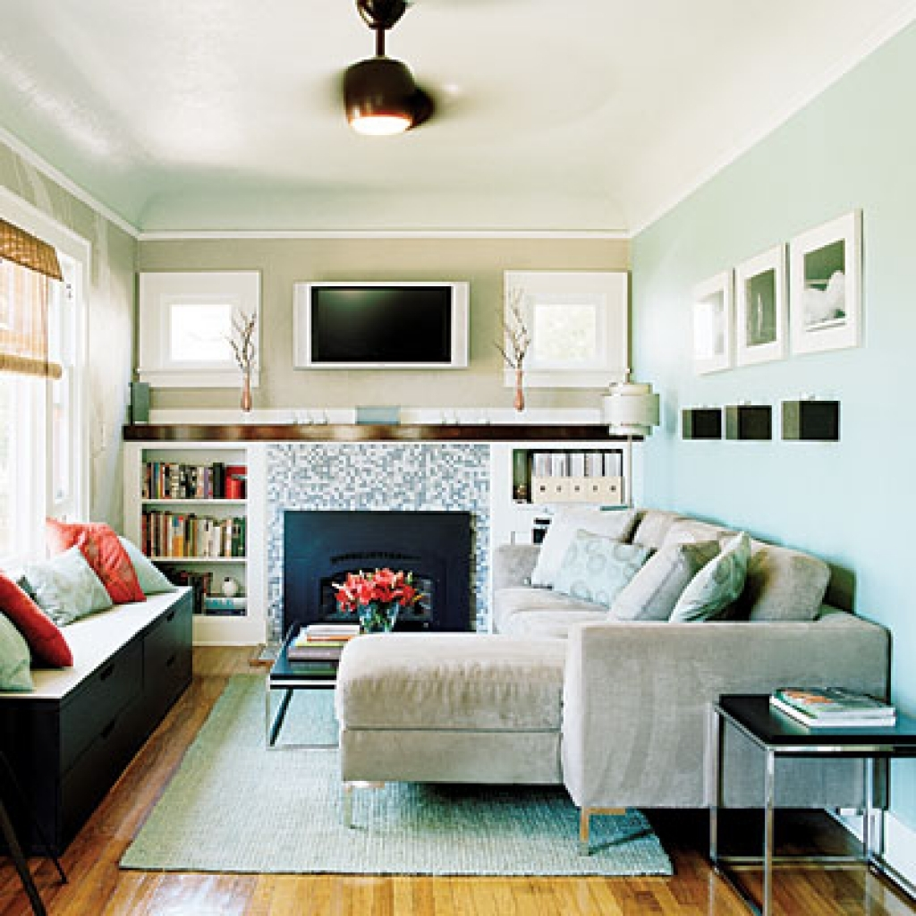 living room designs for small rooms photo - 9