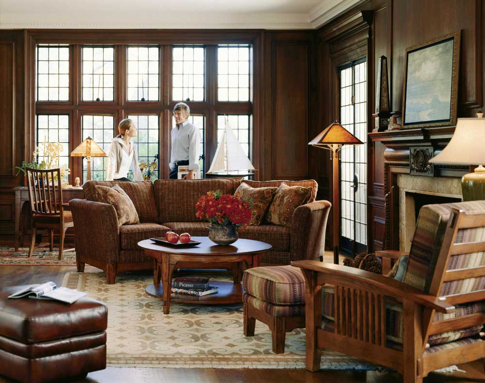 living room furniture ideas traditional photo - 1