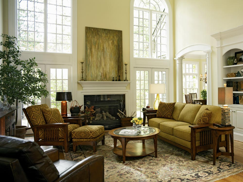 living room furniture ideas traditional photo - 3