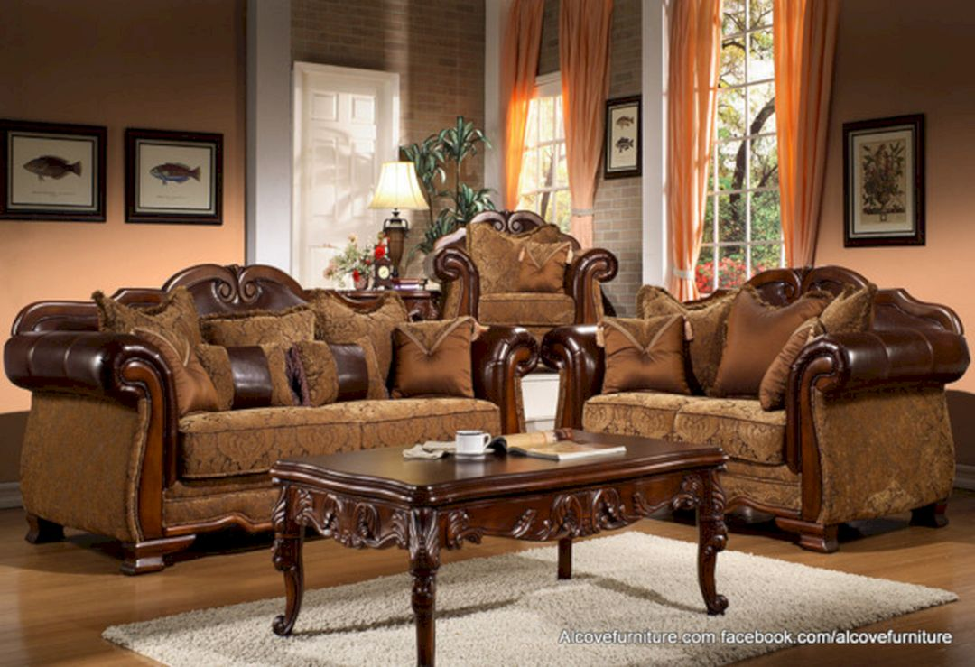 living room furniture ideas traditional photo - 9
