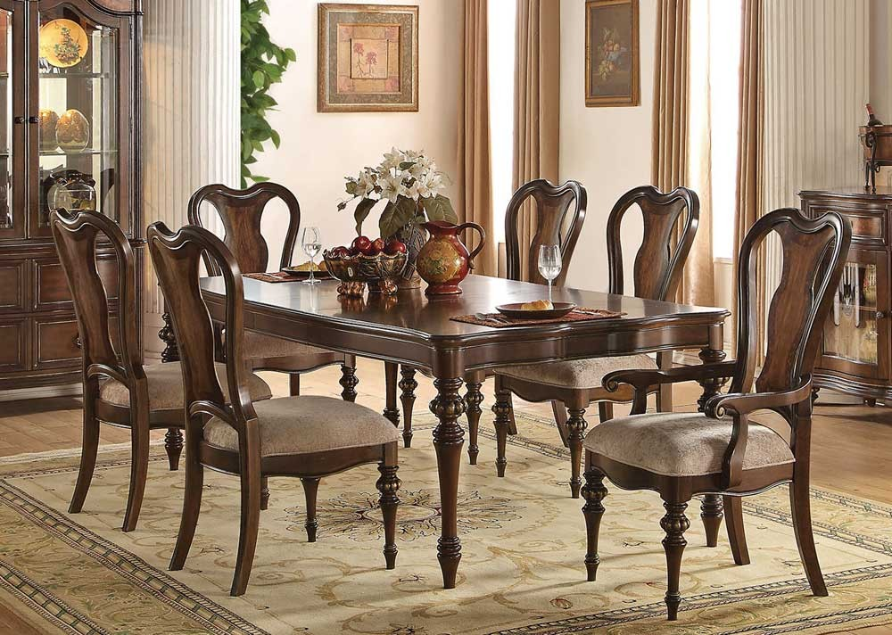 modern classic dining room furniture photo - 10