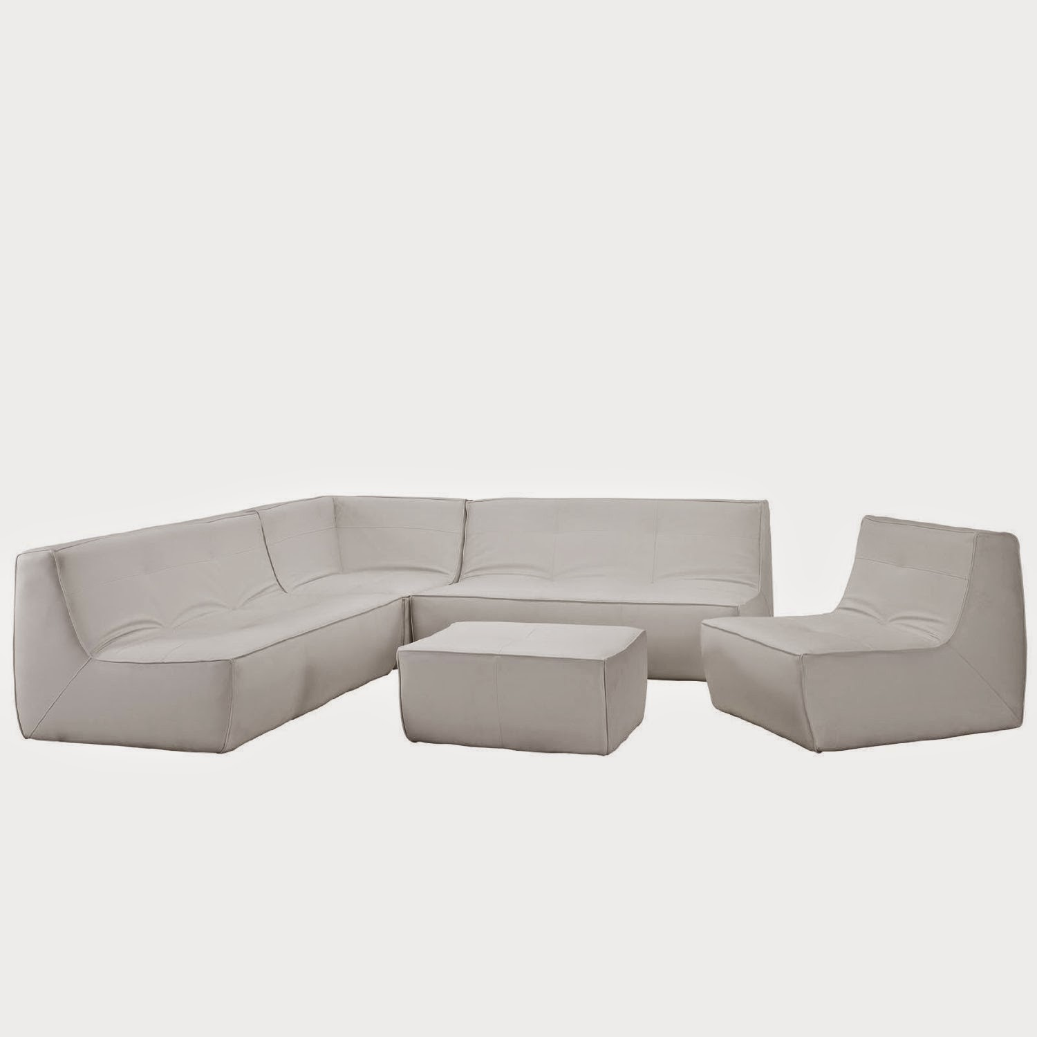 modern curved sectional sofas photo - 3