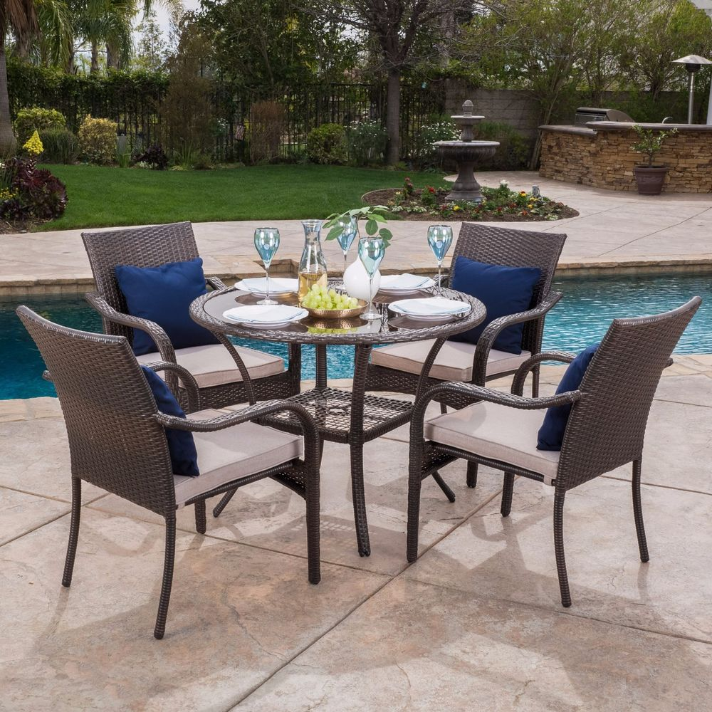patio furniture dining sets photo - 4