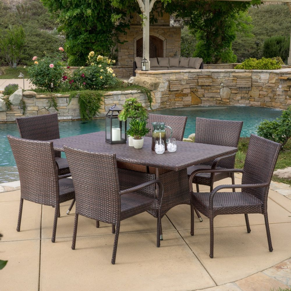 patio furniture dining sets photo - 7