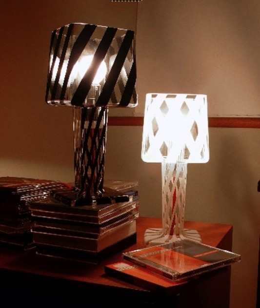 romantic bedroom lamp photo - 2