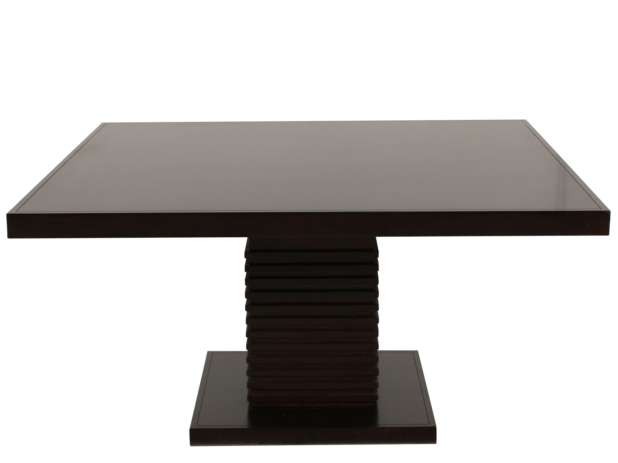 square dining table contemporary photo - 5