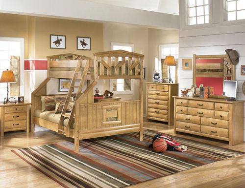 themed bedroom furniture for kids photo - 7