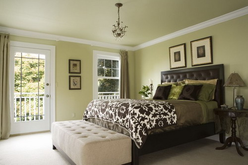 traditional bedroom paint colours photo - 5
