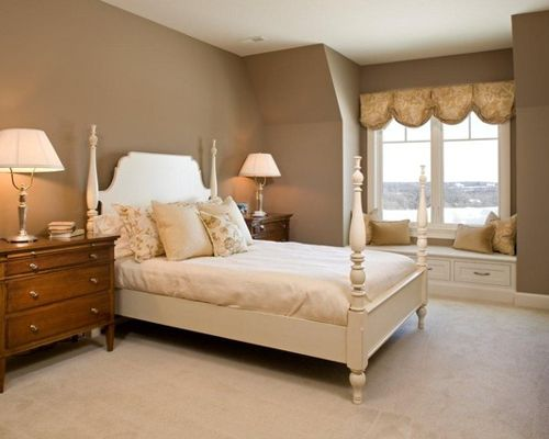 traditional bedroom paint colours photo - 8