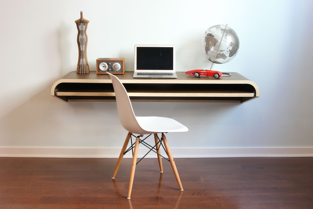 wall mounted desk accessories photo - 4