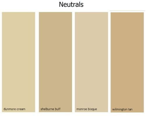 wall paint colors neutral photo - 4