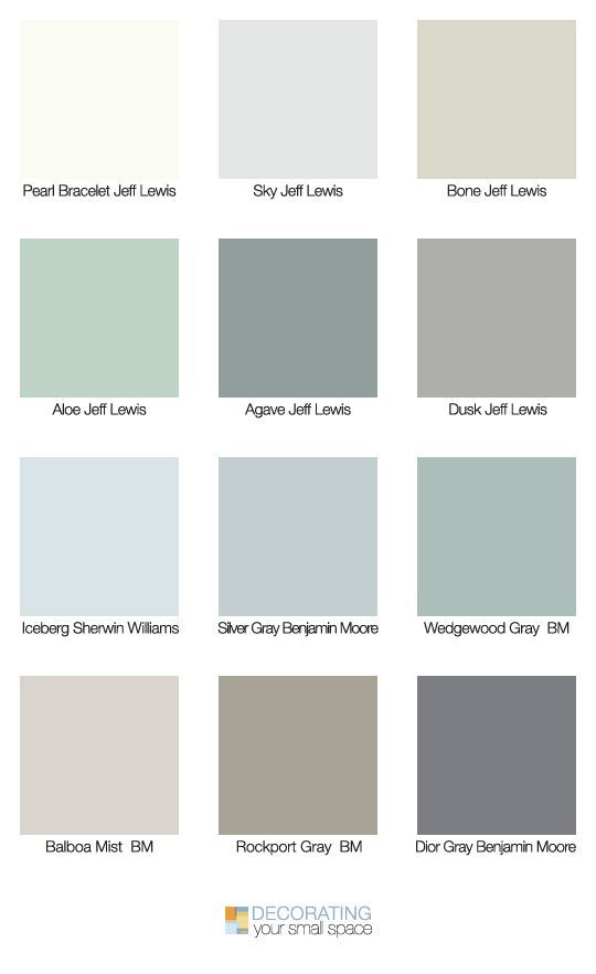 wall paint colors neutral photo - 8