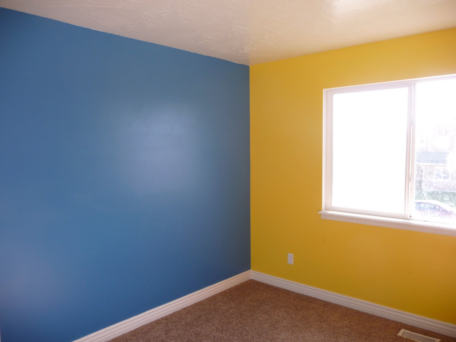 wall paint different color photo - 5