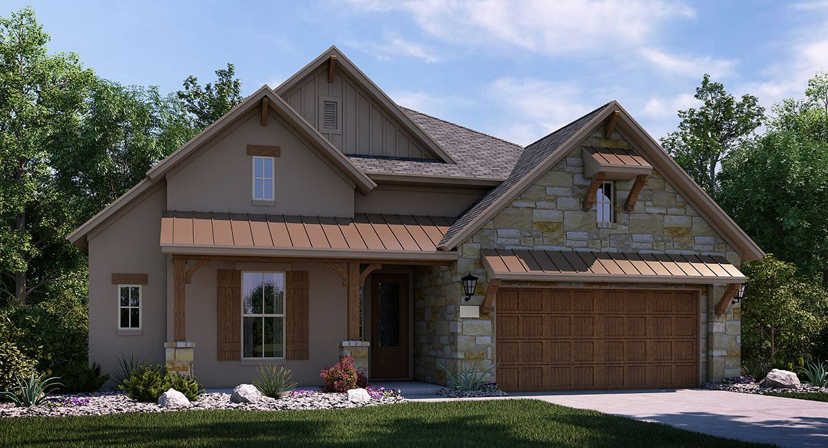 wooden country house plans photo - 8