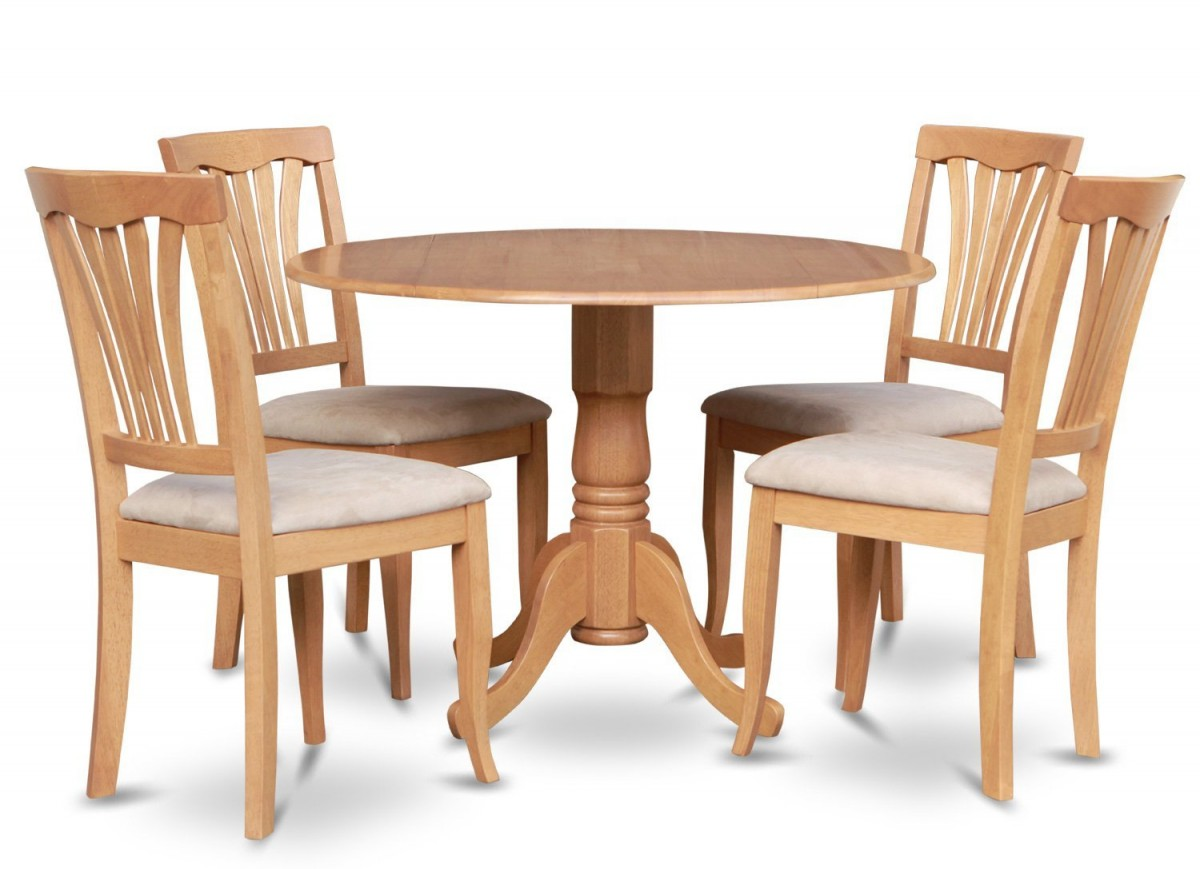 wooden dining tables and chairs photo - 4